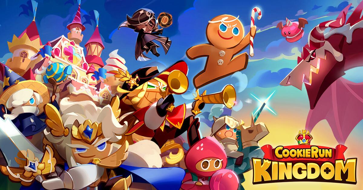 Cookie Run Kingdom